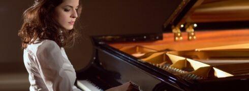 Zlata Chochieva tra Chopin e Rachmaninov