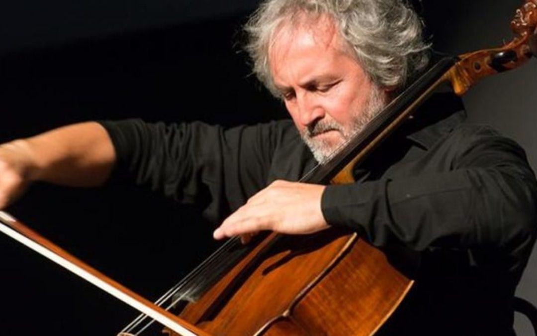 Mario Brunello, la ricerca di una dimensione naturale del suono