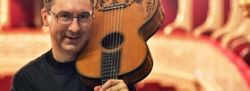 Paganini, un intimista delle sei corde: intervista a Giampaolo Bandini