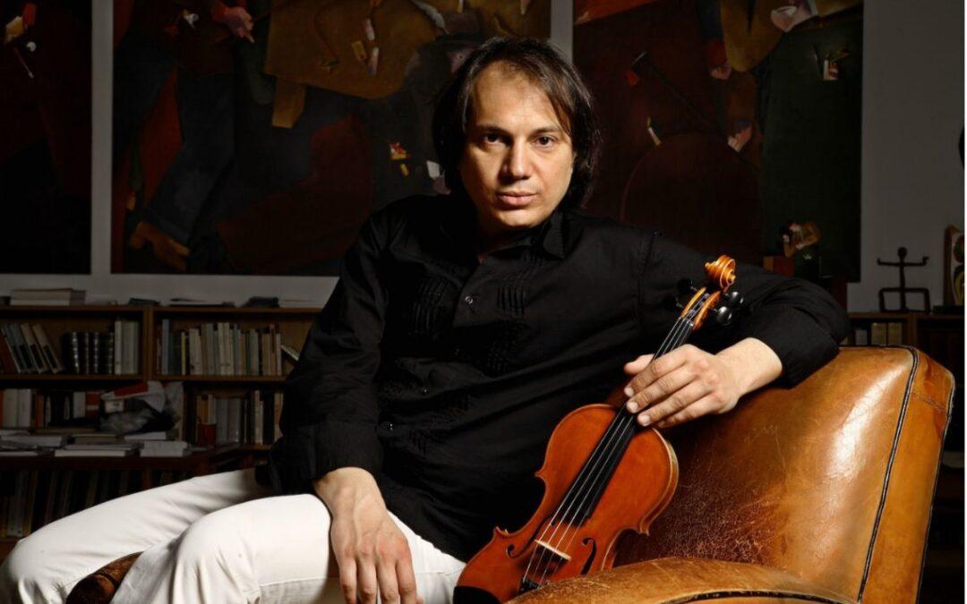 Bach into Luca Ciarla a Caprarola