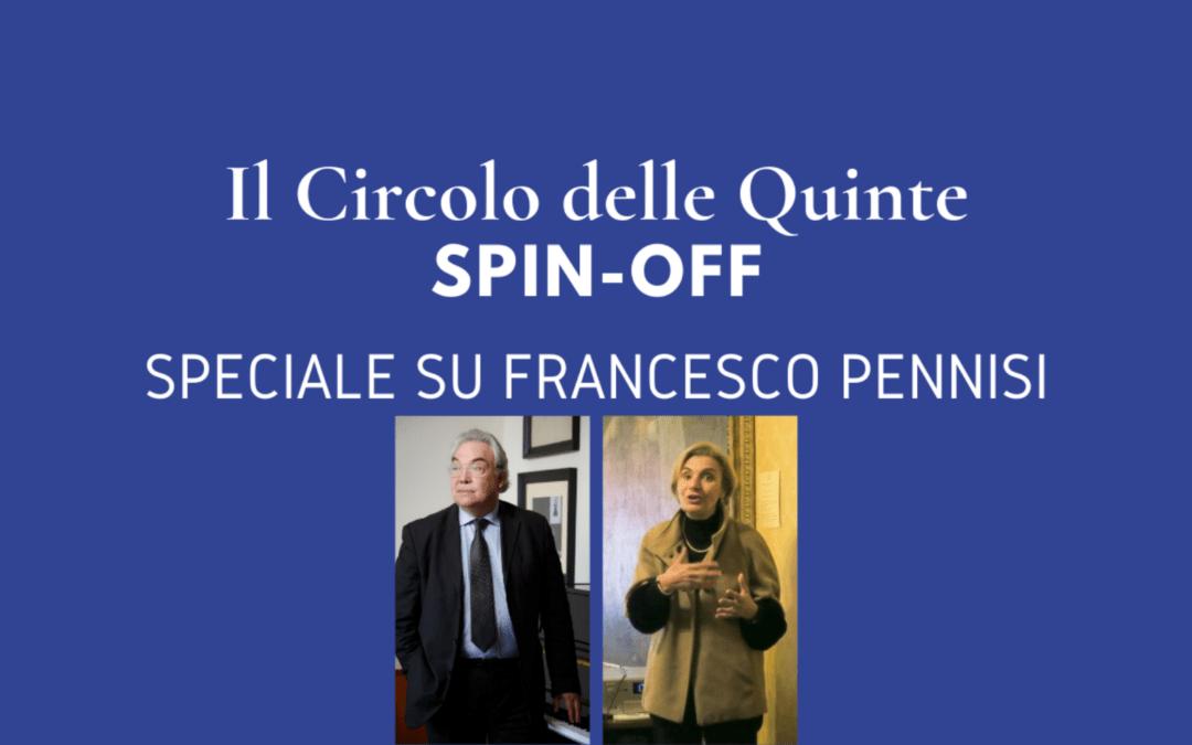 Spin-off: Piacere, Francesco Pennisi