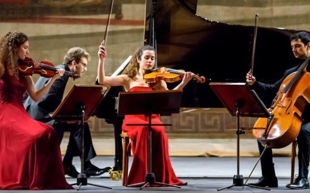 Il Quartetto Werther e un'Eroica cameristica