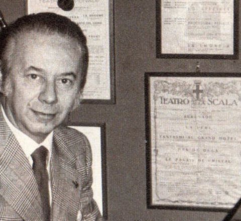 Luciano Chailly, cent'anni dopo
