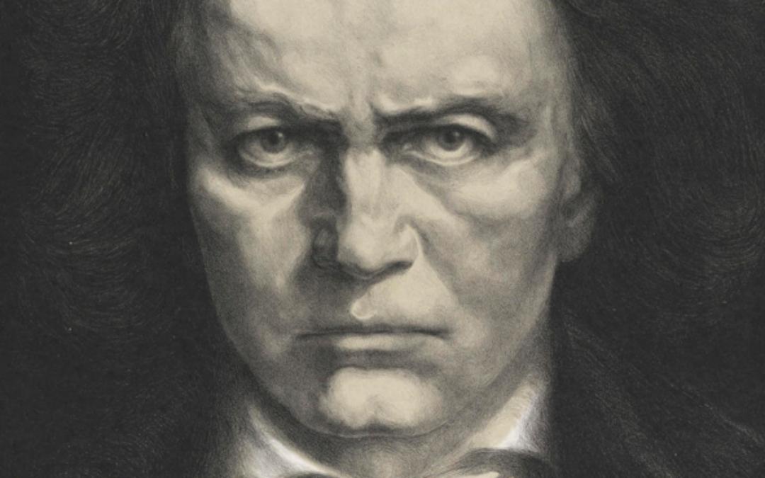 L. van Beethoven: l'uomo oltre lo sguardo accigliato