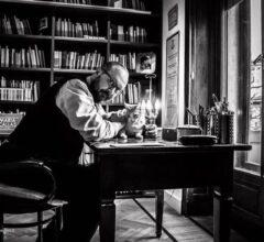 Alberto Mattioli, o di come i gatti salveranno l'opera