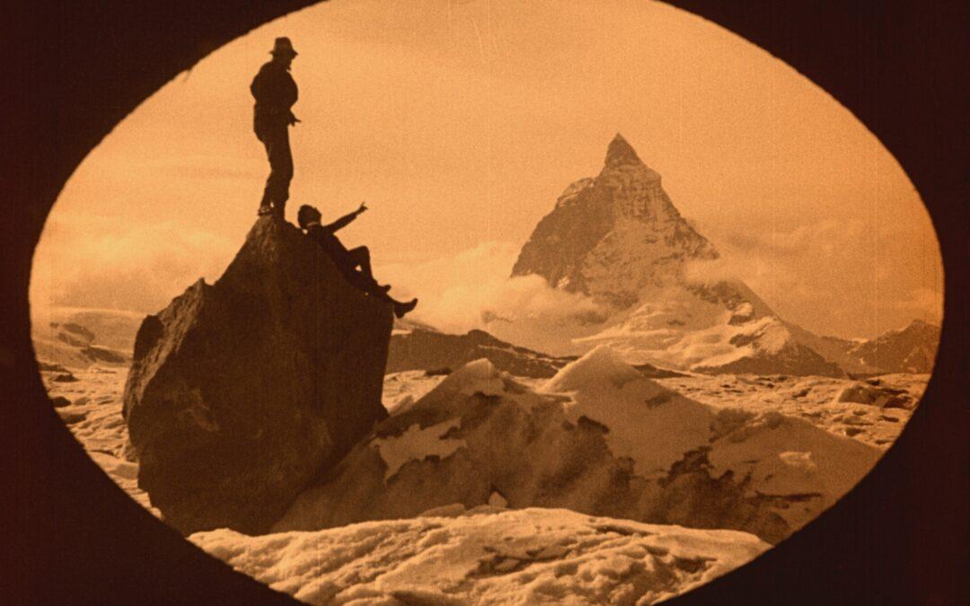 Hindemith e il cinema. Una sinfonia delle Alpi in immagini