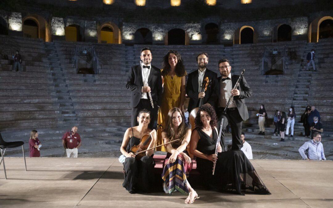 2020 Anno Zero: Beatrice Rana, la nuova Orchestra Filarmonica di Benevento