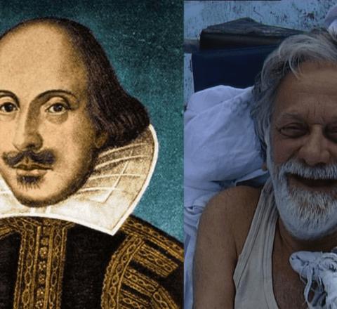 Corrispondenze n. 6: Shakespeare & Funari