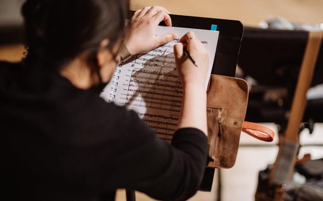 Canto, gesto e parmigiano: la mia residenza al Concorso Toscanini