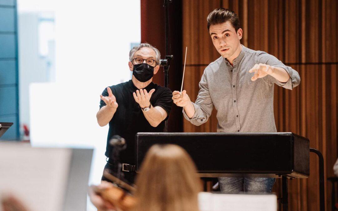 Musica, immagini e un poco d'ansia: cronache dal Concorso Toscanini
