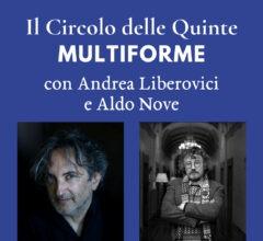 """S2 Spinoff – Andrea Liberovici e Aldo Nove per """"MultiForme"""""""