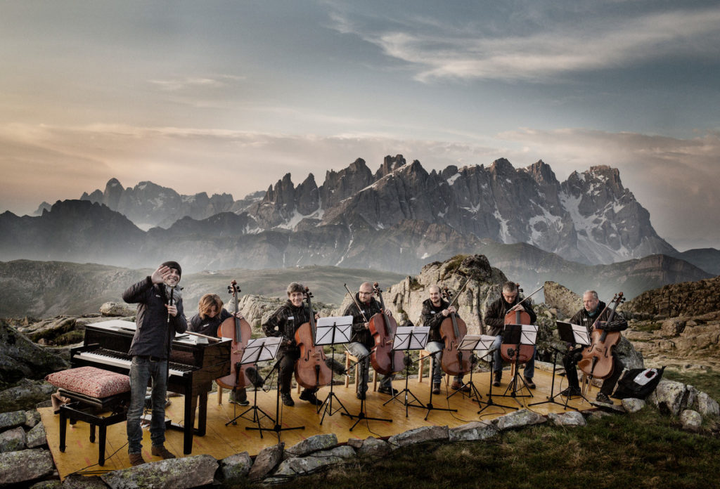 musica montagna