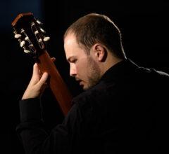 La dolce ala della…chitarra: Flavio Nati ai castelli romani