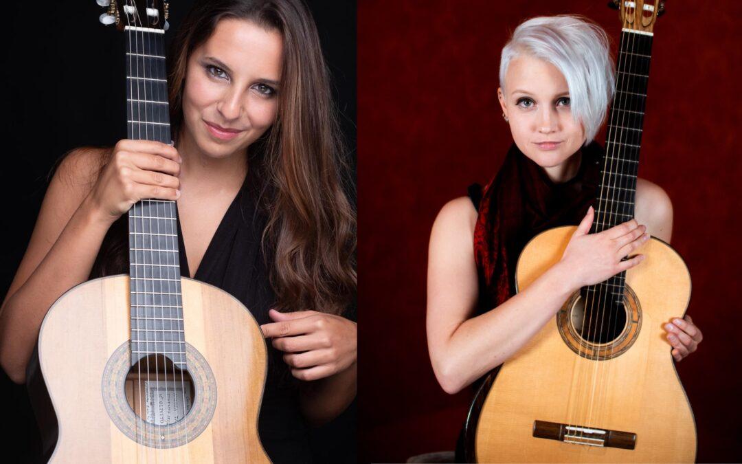 La chitarra riparte da Parma: intervista a Carlotta Dalia e Stephanie Jones