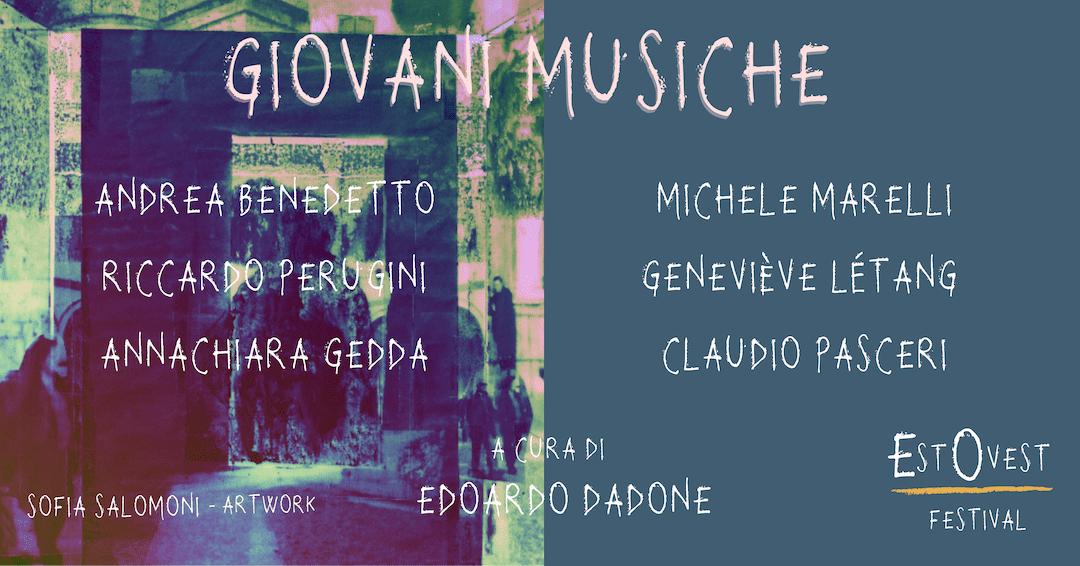 Giovani Musiche