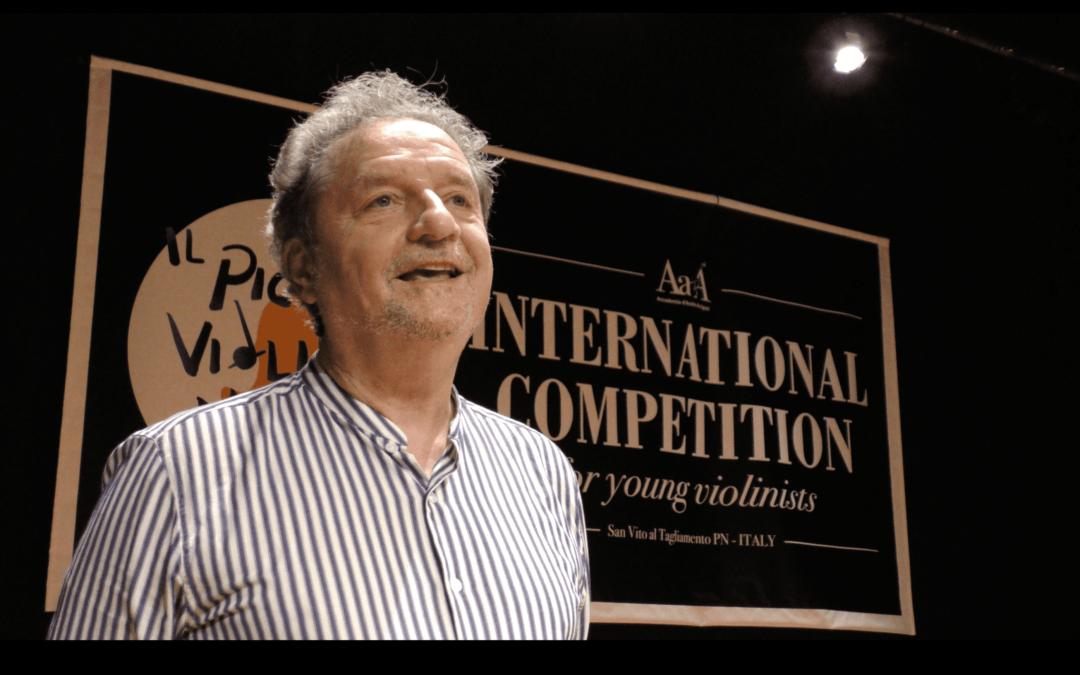 Pavel Vernikov e il Piccolo Violino Magico