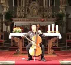 Sollima si fa in quattro, violoncelli