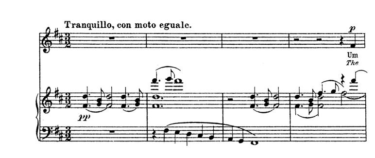 Um Mitternacht Mahler