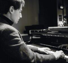 Boris Giltburg, Johannes Brahms e un blog