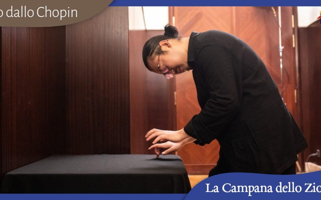 Diario dallo Chopin: L'Ascesa del Corsaro
