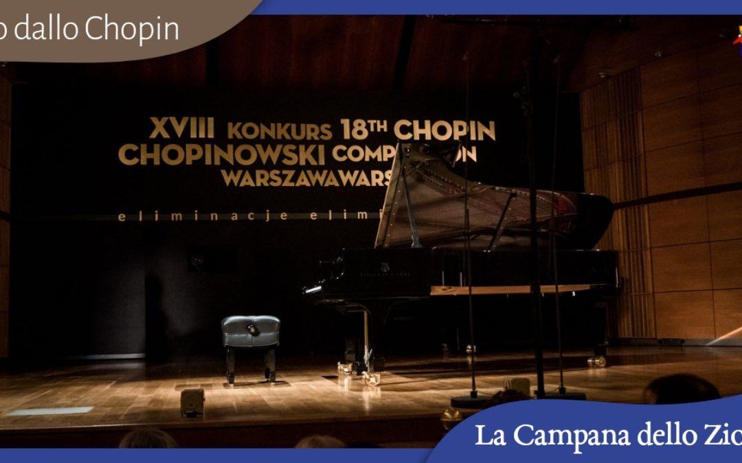 Diario dallo Chopin: Introduzione