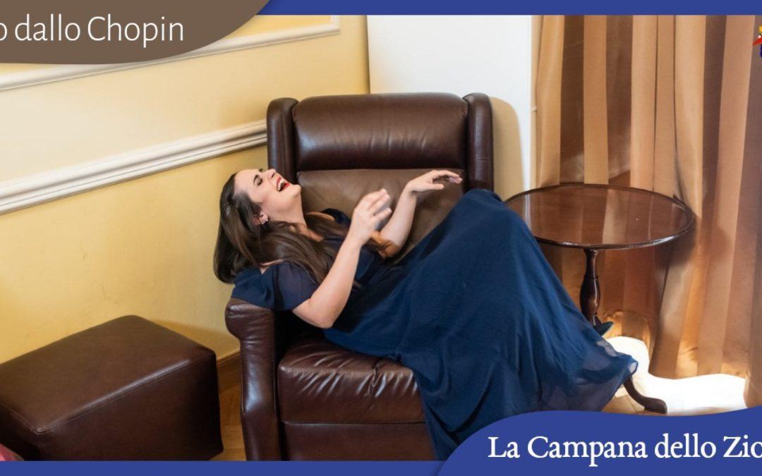 Diario dallo Chopin: il Giorno degli Italiani