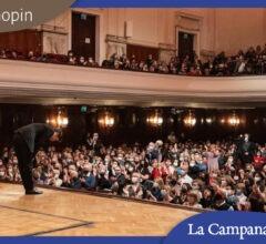 Diario dallo Chopin: La terza prova